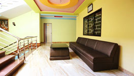 Hotel Somnath Sagar - Seating Lounge